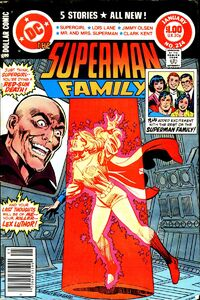 Superman Family 214