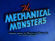Fleischer-mechanicalmonsters