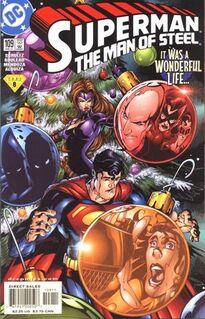 Superman Man of Steel 109