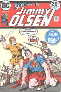 Supermans Pal Jimmy Olsen 159