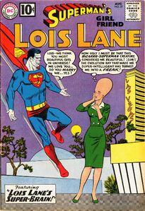 Supermans Girlfriend Lois Lane 027