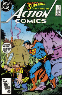 Action Comics Issue 579