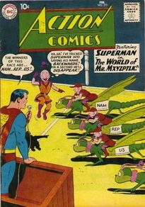 Action Comics Issue 273
