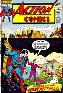 Action Comics Issue 412
