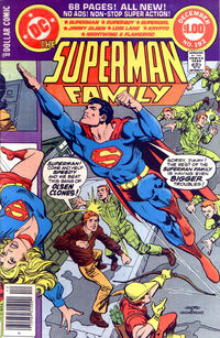 Superman Family 192