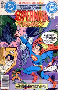 Superman Family 193