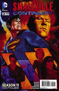 Smallville Season 11 Continuity Vol 1 2