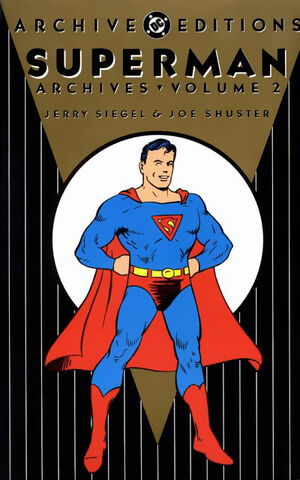 Archive Editions Superman 02
