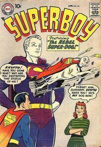 Superboy 1949 64
