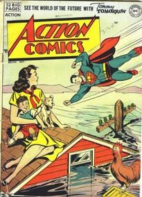Action Comics Issue 144
