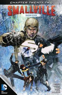 Smallville S11 108 digital Cover