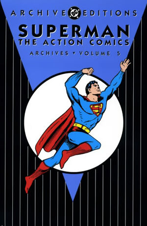 Archive Editions Action Comics 05