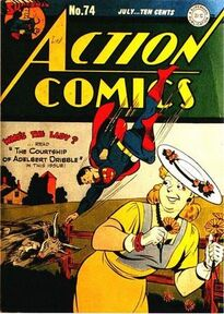 Action Comics Issue 74
