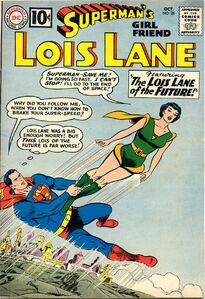 Supermans Girlfriend Lois Lane 028