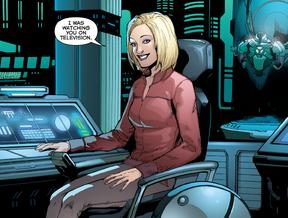 Lena Luthor Justice League (2011) 35