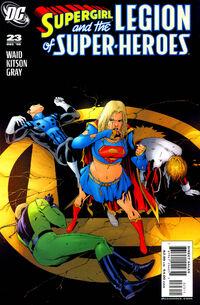 Supergirl Legion 23