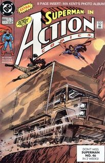 Action Comics Issue 655