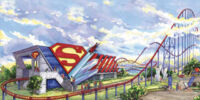 Superman: Ride of Steel