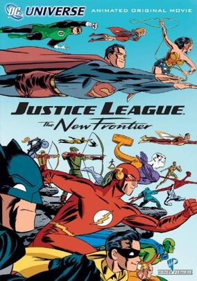 Justice League New Frontier