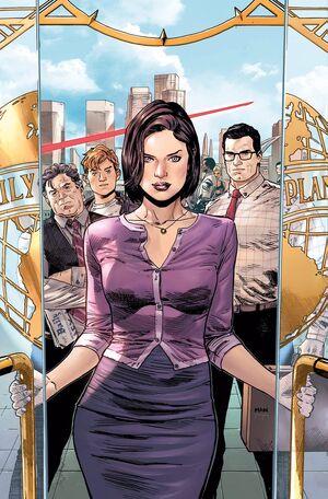 Lois Lane daily planet