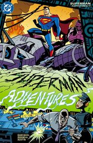 Superman Adventures 64