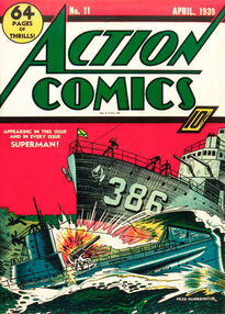 Action Comics Issue 11