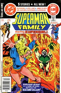 Superman Family 216