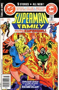 Superman Family 216