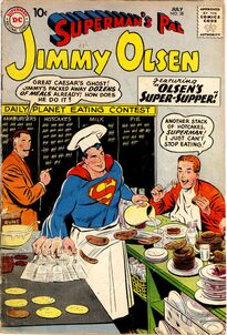 Supermans Pal Jimmy Olsen 038