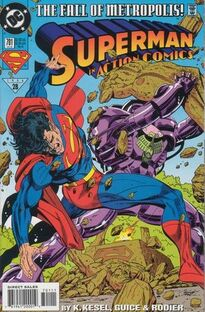 Action Comics Issue 701