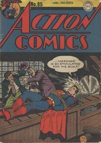 Action Comics Issue 85