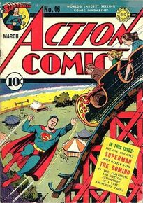 Action Comics Issue 46