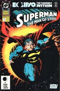 Superman Man of Steel Annual 1