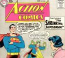 The Shrinking Superman