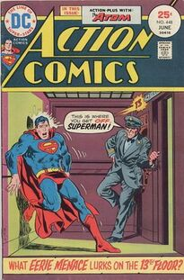 Action Comics Issue 448