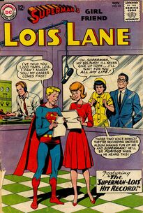 Supermans Girlfriend Lois Lane 045