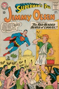 Supermans Pal Jimmy Olsen 079