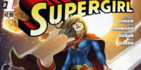 List of Supergirl (comic book) stories