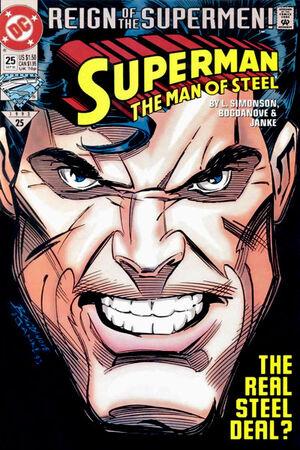 Man of Steel 25
