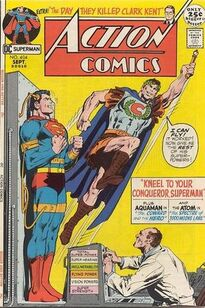 Action Comics Issue 404