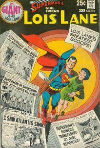 Supermans Girlfriend Lois Lane 104