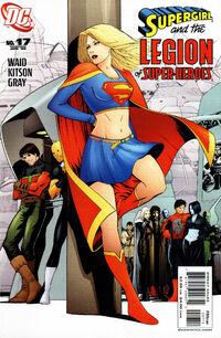 Supergirl Legion 17