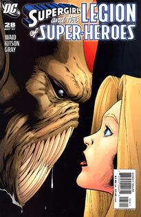 Supergirl Legion 28