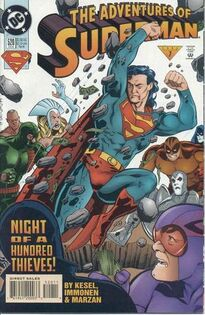 The Adventures of Superman 520