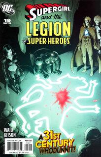 Supergirl Legion 19
