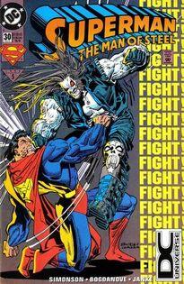 Superman Man of Steel 30