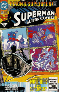 Action Comics Issue 689