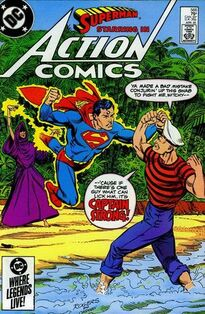 Action Comics Issue 566