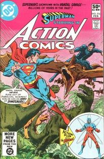 Action Comics Issue 516