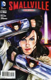 Smallville S11 I16 - Cover A